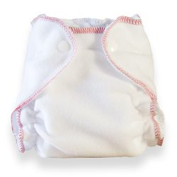 Tidy Tushees Cotton Fitted Diaper