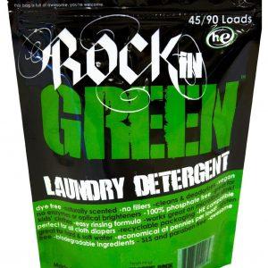 Rockin' Green Detergent