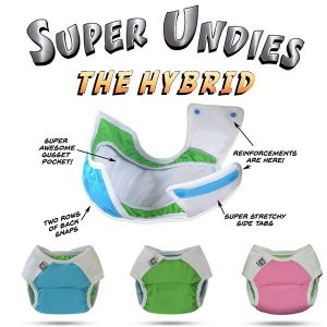 Super Undies Training Pants System