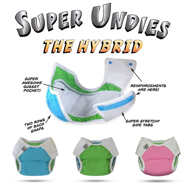 Super Undies Hybrid Intro