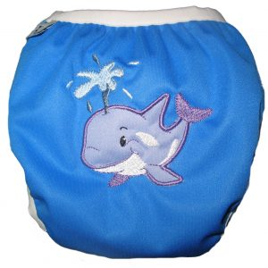 Monkey Doodlez Snap Swim Diaper